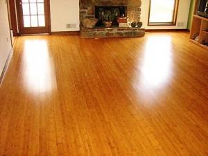 Refinishing of Hardwood Floors for Single Family Homes